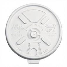 Tampa 6 FTL Plástico C/ abertura CX C/ 100