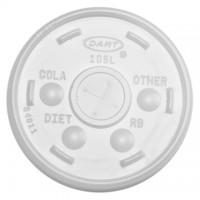 Tampa 10 SL Plástico CX C/ 1000