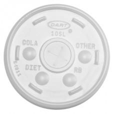 Tampa 10 SL Plástico CX C/ 100