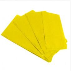Saco de Lixo amarelo 100 LTS (5.0) PCT C/ 100
