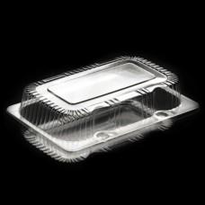 Lancheira Plástica Pequena S10 Caixa com 100 Unid.