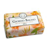 Sabonete barra Flor da Laranjeira e Vetiver 180 Gr