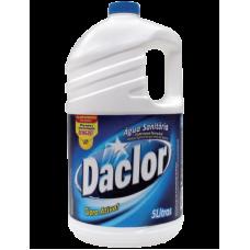 Água Sanitária Daclor CX 3x5L