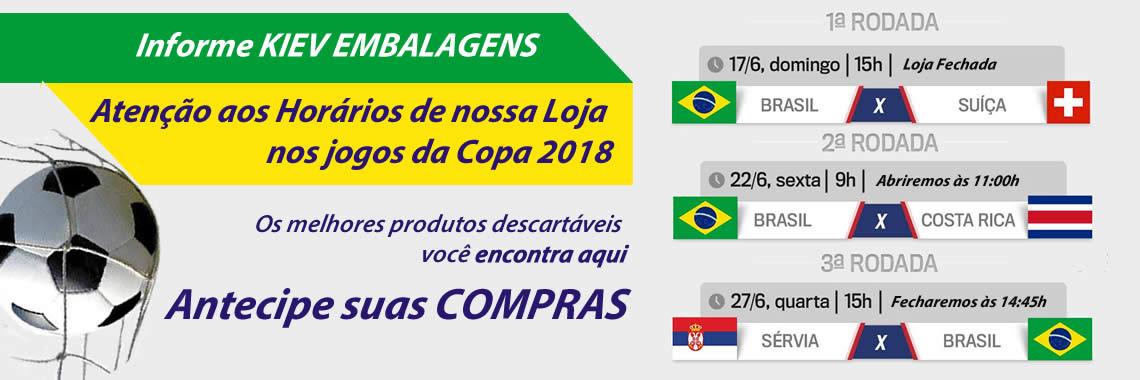 Horários Copa