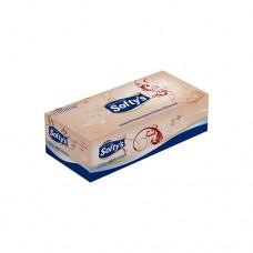 Lenço Softys Grande 150 Folhas CX C/ 16